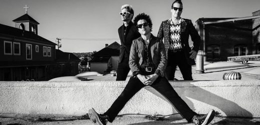 Green Day at Manchester Arena 06/02/2017 [Live Review]