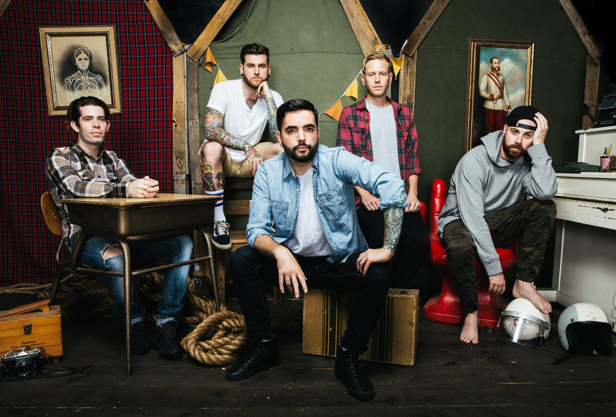 A Day To Remember – First Direct Arena, Leeds 28/01/2017 [Live Review]