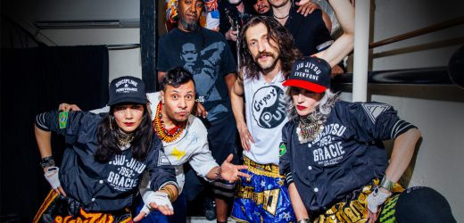 Gogol Bordello at Beckett University, Leeds 05/07/2017 [Live Review]