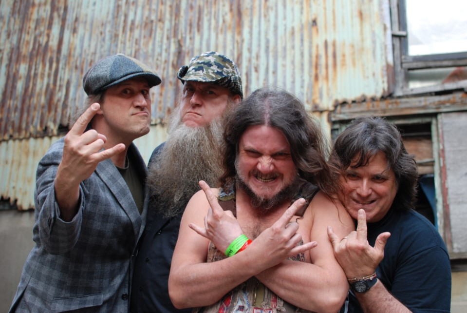 Hayseed Dixie at The Crescent, York 19/07/2017 [Live Review]