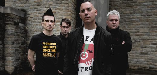 Anti Flag at The Key Club, Leeds 08/02/2020 [Live Review]